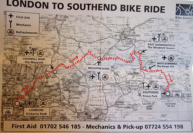 Ben Lovejoy - Map my bike ride